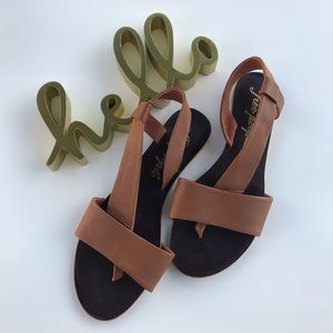 Free people under wraps sandals size 40